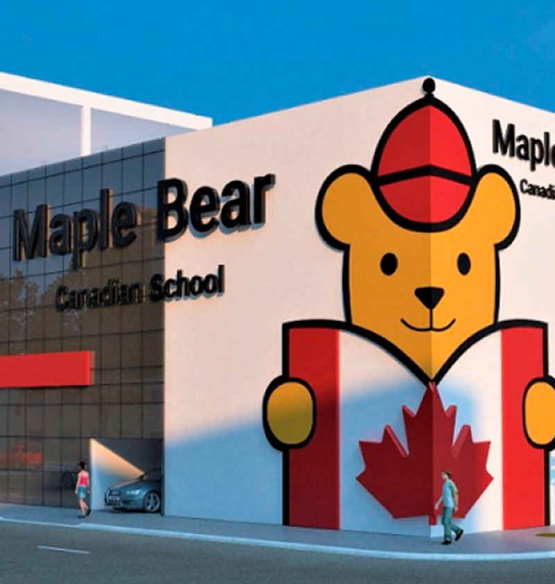 Escuela Maple Bear
